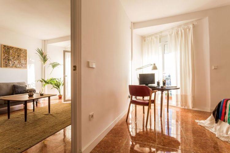 Un antiguo apartamento reformado de forma sencilla6