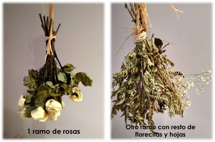 Cómo secar flores 6