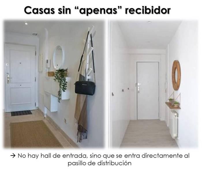 cómo decorar un recibidor 2