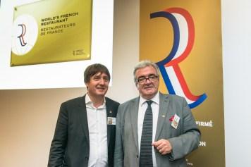 Alain Fontaine, Francis Attrazic
