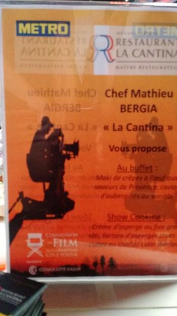 La Cantina M Bergia