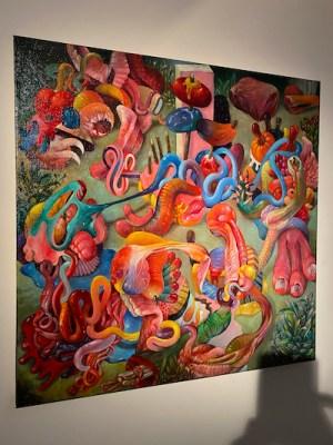 Grégory Jacobsen exposition Plethora