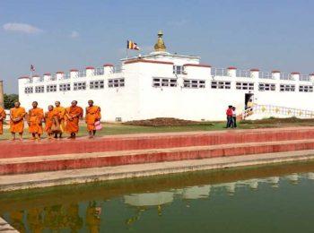 लुम्बिनी भ्रमण वर्ष शुभारम्भ जेठ ४ मा, राष्ट्रपति र प्रधानमन्त्री बुटवल जाँदै