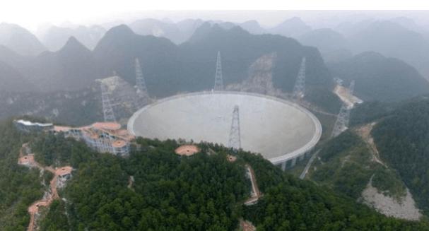 विश्वको सबैभन्दा विशाल रेडियो टेलिस्कोप सञ्चालनमा