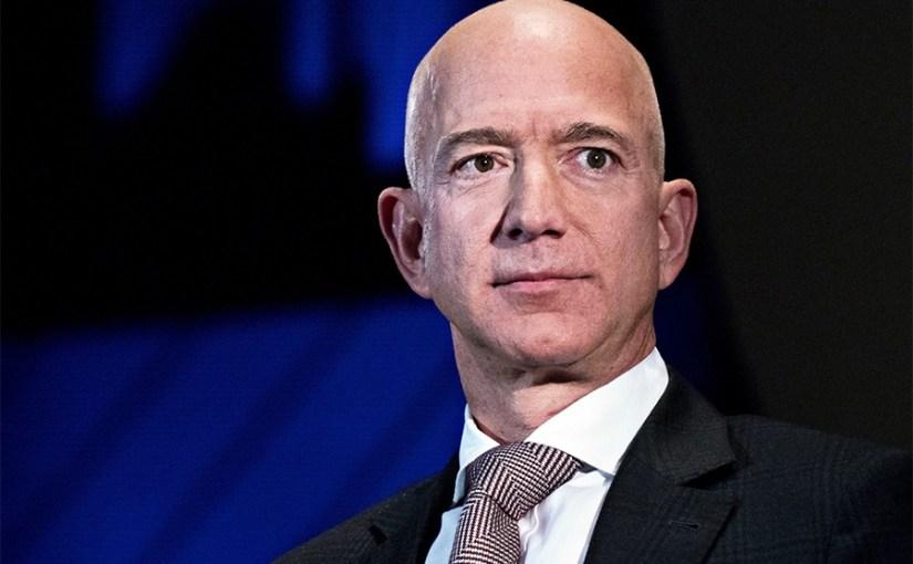 अमेजन मालिक बेजोस बने २ खर्ब डलर सम्पत्ति हुने विश्वकै पहिलो व्यक्ति
