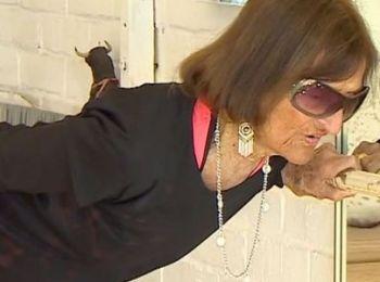 १०० वर्षमा छमछमी नाच्ने महिला