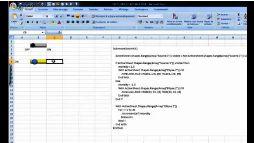 Excel VBA création d'un interrupteur