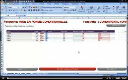 Excel 2007 les meilleurs graphique de progression pour l'avancement d'un projet