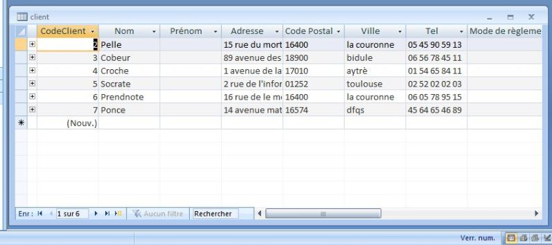 ACCESS_OUVRIR_UNE_TABLE