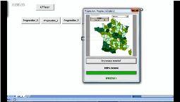 EXCEL 2007 VBA BARRE DE PROGRESSION PUB