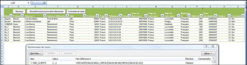 Excel 2010 : Comment actualiser un TCD avec plage dynamique sur Excel en VBA en moins de 5 min. EXCEL_2010_VBA_ACTUALISATION_TCD_MACRO