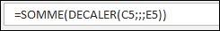 Excel 2013 : Comment faire une somme sur les N premiers mois selectionné via Excel en moins de 5 min.