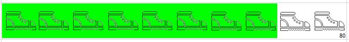 Excel 2016 : Comment faire une progress bar avec picto ou forme simple sur Excel en moins de 5 min.