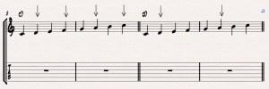 gamme rythme2