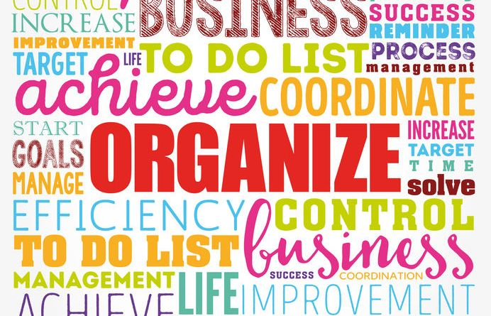 Comment réorganiser sa vie? 9 actions concrètes