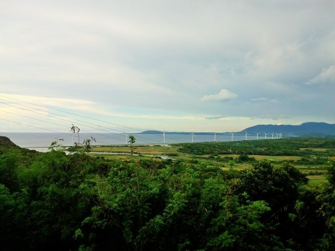 Bangui View Deck