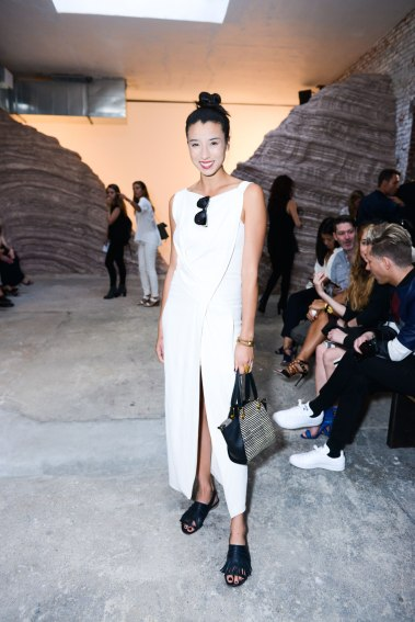 Head to toe Maiyet at the SS16 Show