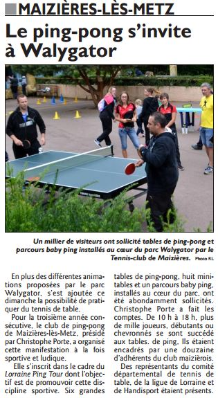 2016-08-24 - RL du 24-08-2016-pages Locales - Waly Ping