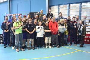 Des championnats de lorraine de sport adapt et handisport r u ssits le tennis de table de - Ligue lorraine tennis de table ...
