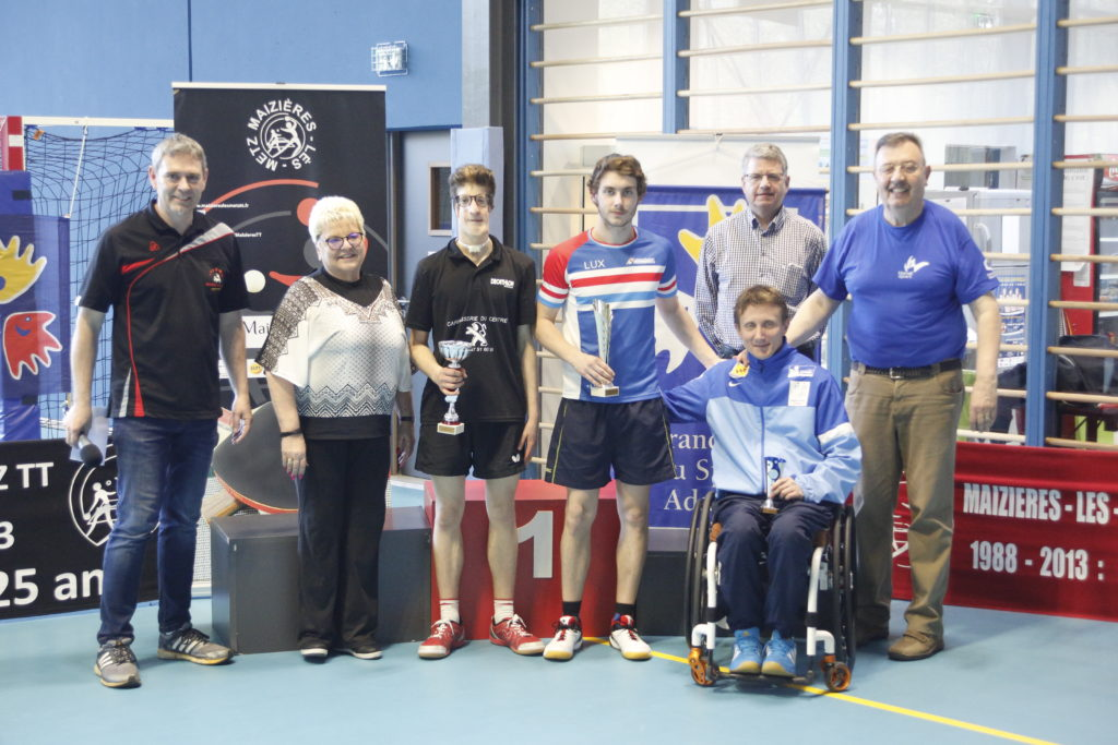 Nos r sultats sportifs archives le tennis de table de - Ligue de lorraine de tennis de table ...