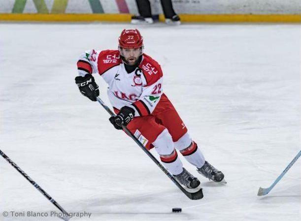 """Hockey Hielo: Betrán (Jaca) afirma que el Majadahonda """"puede dar la sorpresa"""""""