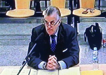 Bárcenas guarda silencio cuando la fiscal le pregunta por Majadahonda