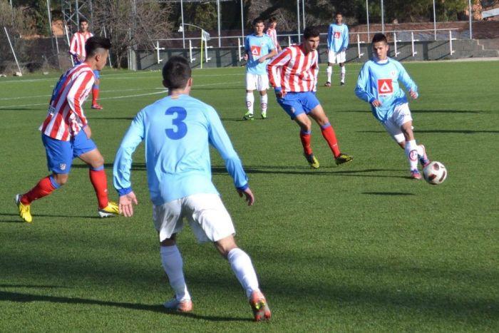 Deporte fin de semana: Getxo, Atlético de Madrid, Coruña, Leganés y Boadilla, rivales