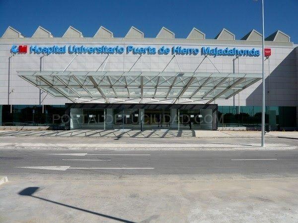 El PSOE madrileño pide revisar el contrato del Hospital Puerta de Hierro Majadahonda
