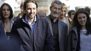 """Pablo Iglesias """"promociona"""" de nuevo al general Julio Rodríguez (Majadahonda) en Vistalegre 2"""