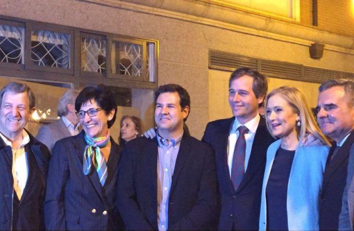 Cifuentes coloca a Foxá (Majadahonda) entre sus 6 principales alcaldes del Nororeste de Madrid