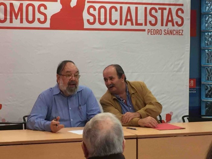 PSOE Majadahonda se alinea con Pedro Sánchez y pide la expulsión de Susana Díaz