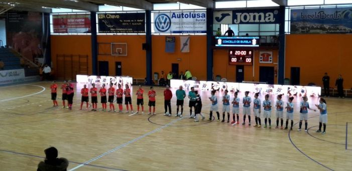 """Fútbol sala femenino: el Majadahonda """"sueña"""" con la Copa mientras el B resbala ante el Segovia (2-3)"""