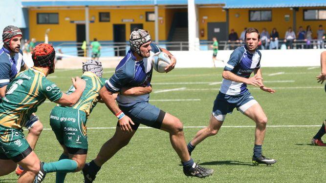 Rugby: los clubes andaluces temen encontrarse al CR Majadahonda camino del ascenso
