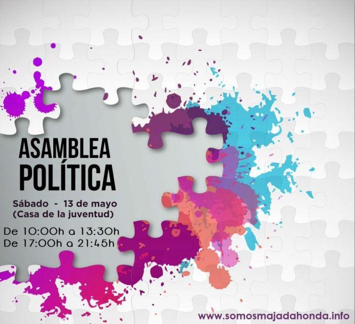 """Somos Majadahonda debate su """"pan"""" y sus """"tripas"""" contra """"traidores"""", """"mentirosos"""", """"cínicos"""" y """"borregos"""""""
