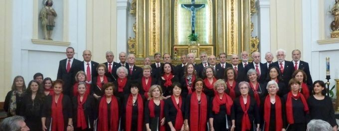 La coral Enrique Granados de Majadahonda viaja a Cuenca para dar un concierto
