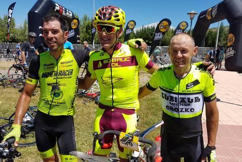 Éxitos de Majadahonda en Valencia y Aragón: campeonas de rugby 7 y ciclismo (Quebrantahuesos)