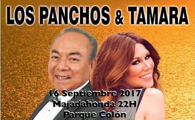 Tamara en Majadahonda pero este fin de semana Pablo Pedraza y más música en directo