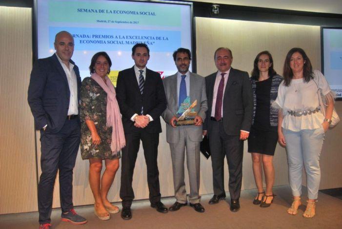 La Concejalía de Empleo de Majadahonda en los Premios ASALMA a las mejores Sociedades Laborales