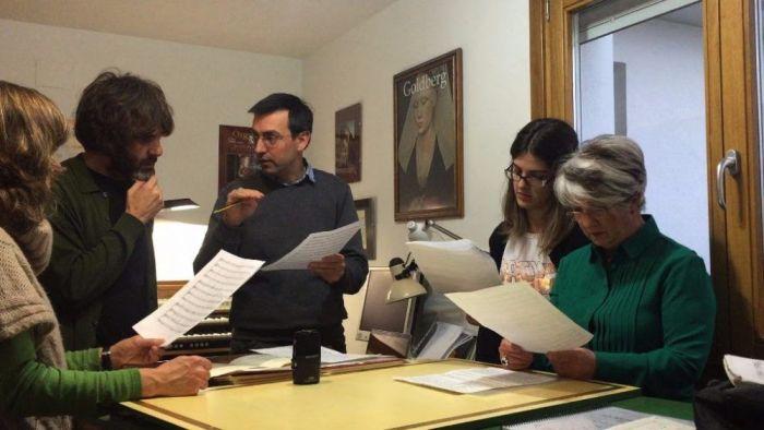 """""""Converso"""": Arratibel exhibe en Majadahonda la conversión de su familia al catolicismo"""
