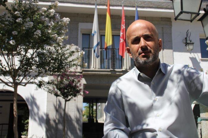 """Javier Vales (PSOE Majadahonda): """"Dejo esta buena inercia para que alguien dé un empujón definitivo hacia el gran objetivo"""""""
