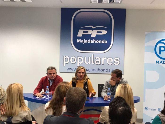 Comunicados política Majadahonda: PP, Cs, PSOE y Somos