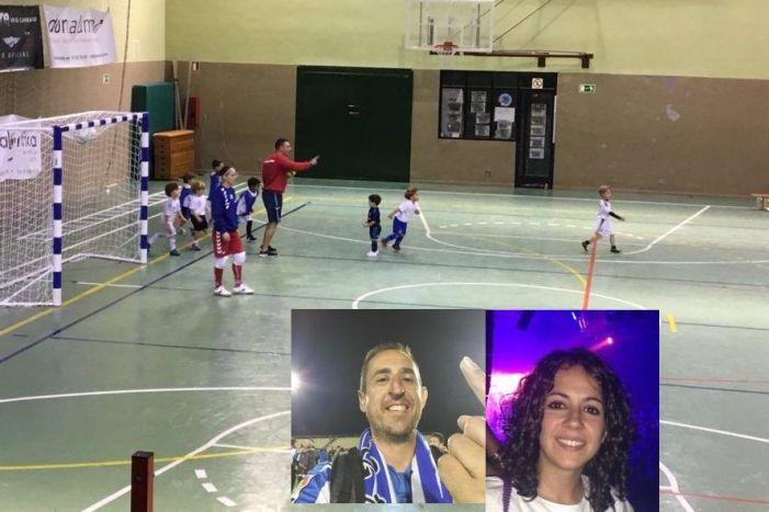 """Fútbol sala femenino: polémica entre aficionados del Móstoles y Majadahonda por lo ocurrido en el descanso del """"derbi"""""""