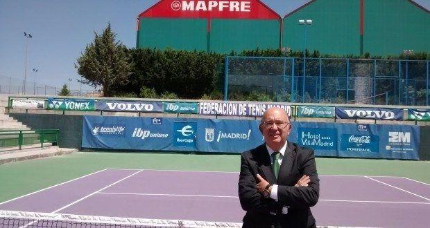 """Tenis: los retos de Miguel Díaz (ex CIT Majadahonda) como presidente de la Federación son """"deporte, economía y paz social"""""""