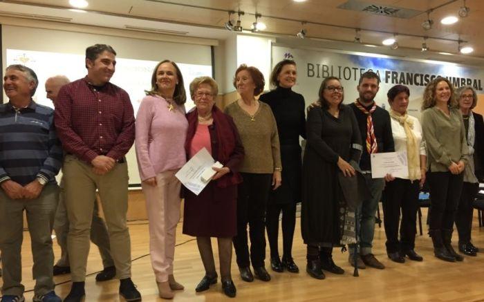 Los 14 premios a los mejores voluntarios de Majadahonda afloran su anónima labor humanitaria