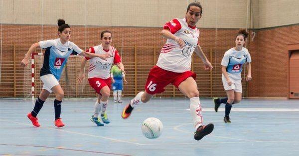 "Futbol Sala Femenino: el ""hat trick"" de Andrea Feijoo frente al Leganés (3-2) suscita elogios en la prensa deportiva"