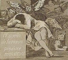 """Comunicados Majadahonda: los """"Caprichos"""" de Goya, heladas y ayudas al comedor escolar"""