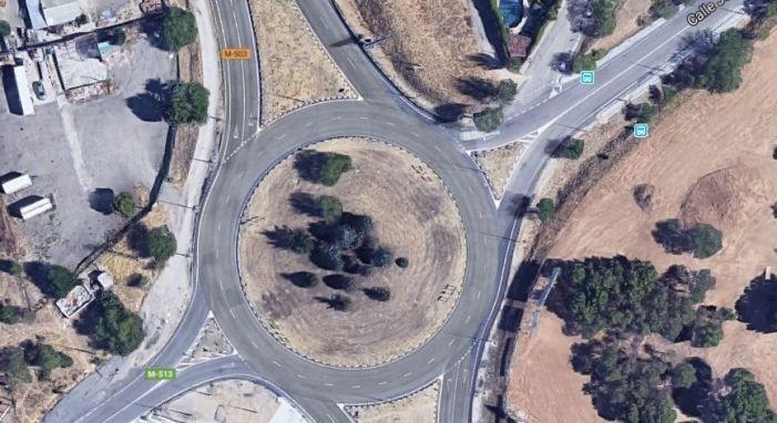 """Pozuelo soterra una rotonda para aligerar el tráfico con Majadahonda y reparcela """"todo el sector"""""""