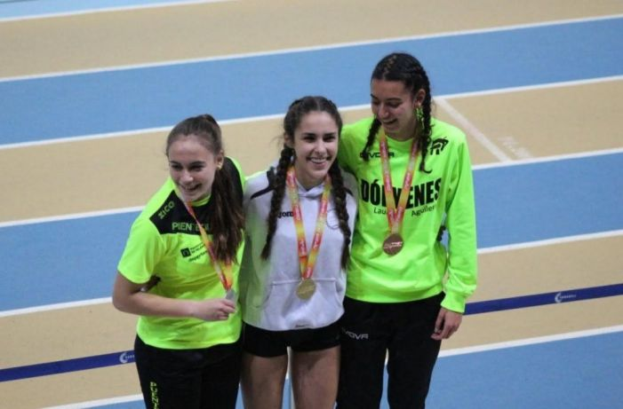 Atletismo: Sara Barba y Scarlet Arredondo (Majadahonda) se coronan campeonas de España en Sabadell