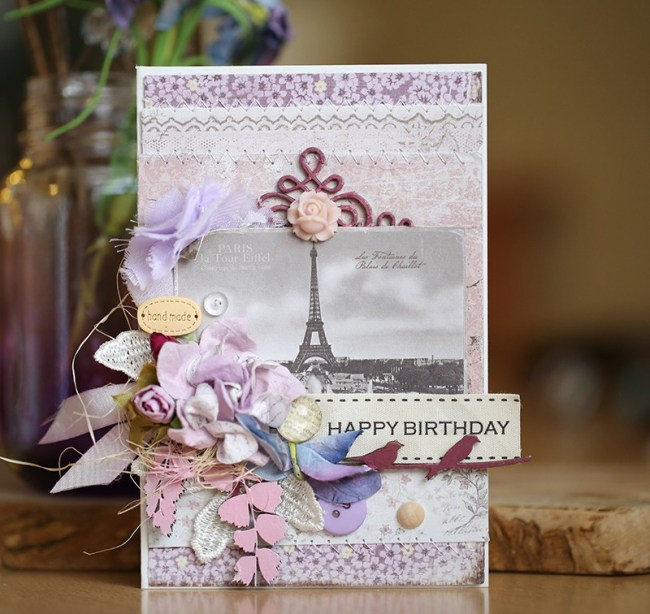 Card by Evgenia