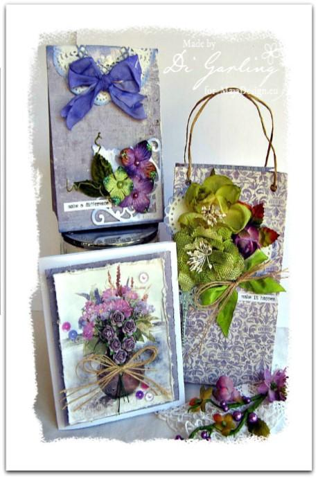 Maja Gift Bags etc Feb